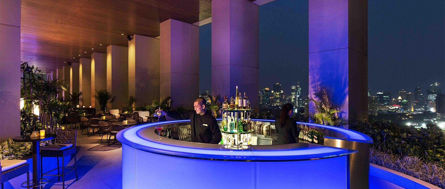 K22 Bar Fairmont Jakarta Fairmont Luxury Hotels Resorts