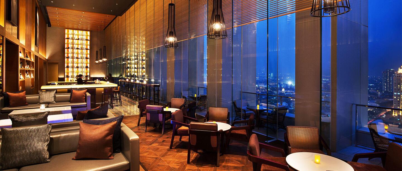 View Restaurant Bar Fairmont Jakarta Fairmont Luxury Hotels Resorts