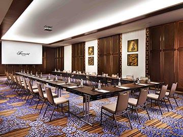 Meetings Fairmont Jakarta Fairmont Luxury Hotels Resorts