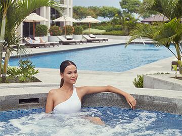 Willow Stream Spa Fairmont Jakarta Fairmont Luxury Hotels Resorts