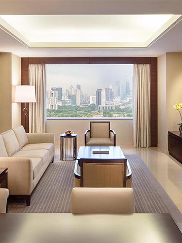 Accommodation Fairmont Jakarta Fairmont Luxury Hotels Resorts