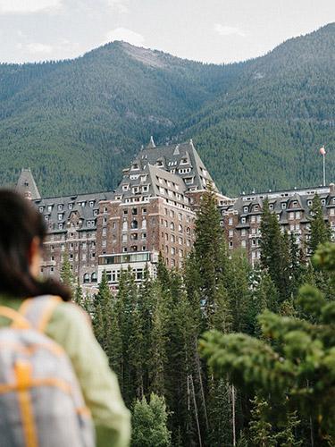Fairmont Banff Springs Luxury Hotel In Banff Fairmont Hotels