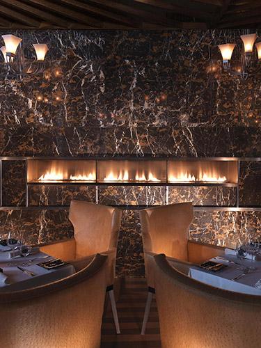 Marco Pierre White Steakhouse Grill Fairmont Bab Al Bahr Abu Dhabi Fairmont Luxury Hotels Resorts