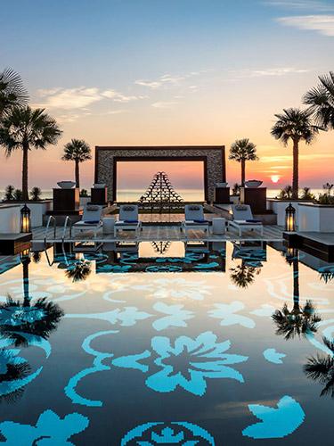 Fairmont Fujairah Beach Resort Luxury