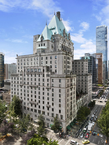 Fairmont Hotel Vancouver - Luxury Hotel in Vancouver - Fairmont, Hotels &  Resorts