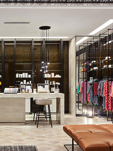 Willow Stream Spa Fairmont Quasar Istanbul Fairmont Luxury Hotels Resorts