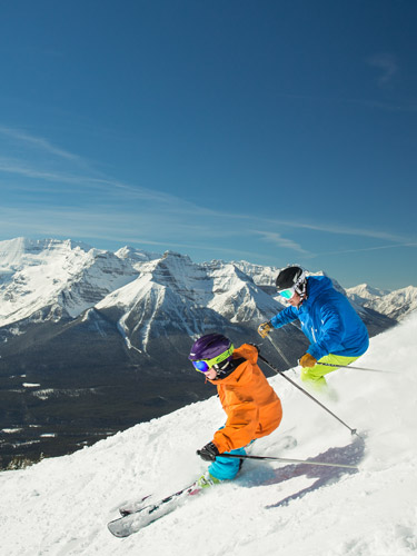 Skiing And Snowboarding Fairmont Chateau Lake Louise Fairmont Luxury Hotels Resorts