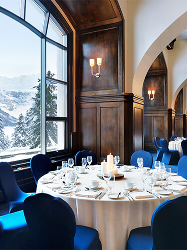 Meetings Fairmont Chateau Lake Louise Fairmont Luxury Hotels Resorts