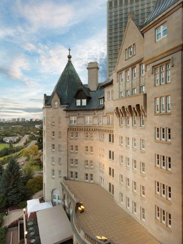 Fairmont Hotel Macdonald Luxury Hotel In Edmonton Fairmont Hotels Resorts