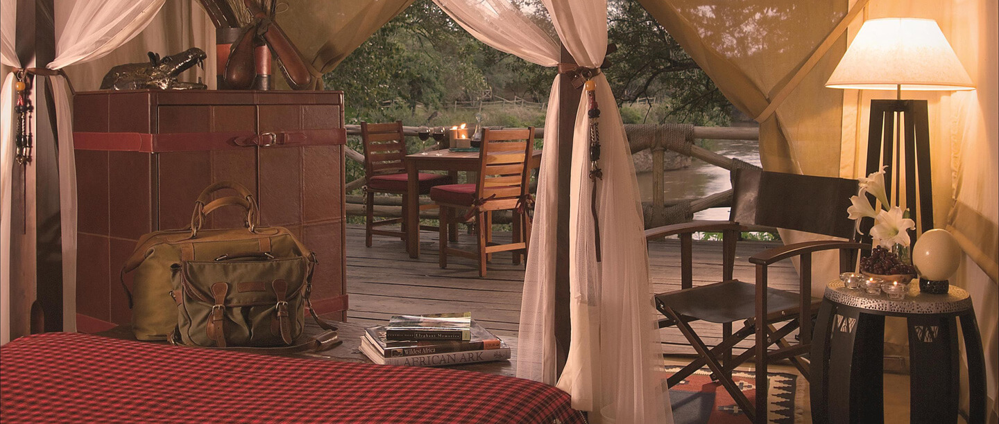 Fairmont Mara Safari Club - Kichaka Tours and Travel Kenya