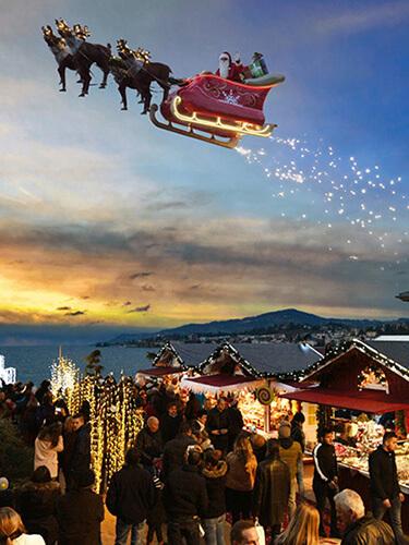 Christmas Village In Montreux 2020 montreux christmas market   Fairmont Le Montreux Palace   Fairmont