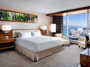 Accommodation Fairmont Pacific Rim Fairmont Luxury Hotels Resorts