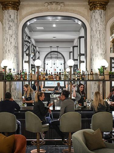 Hawthorn Dining Room Bar Fairmont, Palliser Dining Room Furniture