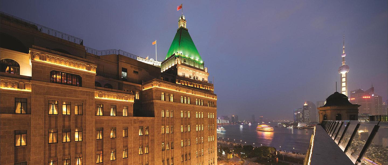 Fairmont Peace Hotel Luxury Hotel In Shanghai Fairmont Hotels