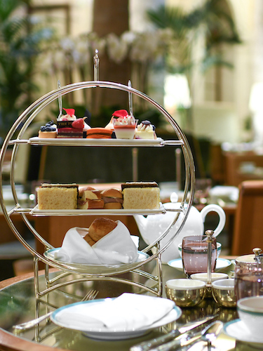 the plaza hotel tea