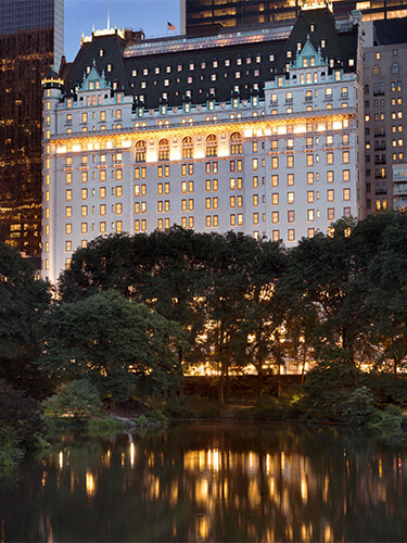 The Plaza A Fairmont Managed Hotel Luxury Hotel In New York City Fairmont Hotels Resorts