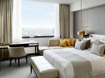 Fairmont Barcelona Rey Juan Carlos I Luxury Hotel In Barcelona Fairmont Hotels Resorts