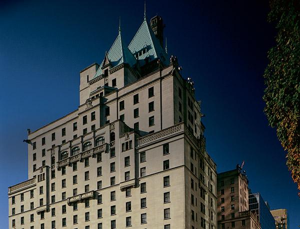 فيرمونت هوتيل فانكوفر (Fairmont Hotel Vancouver)