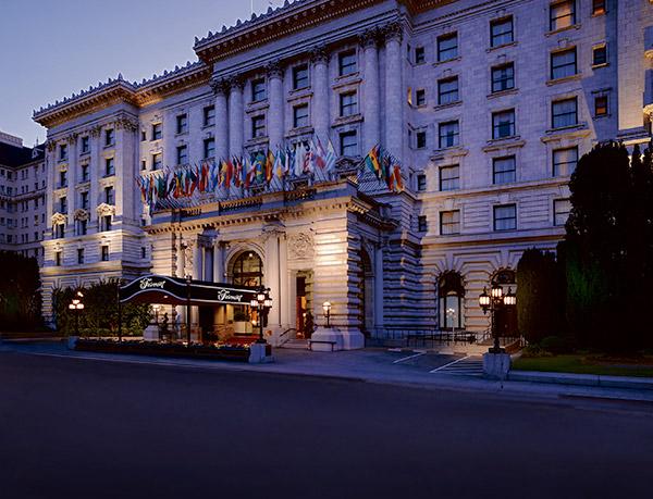 فيرمونت سان فرانسيسكو (Fairmont San Francisco)