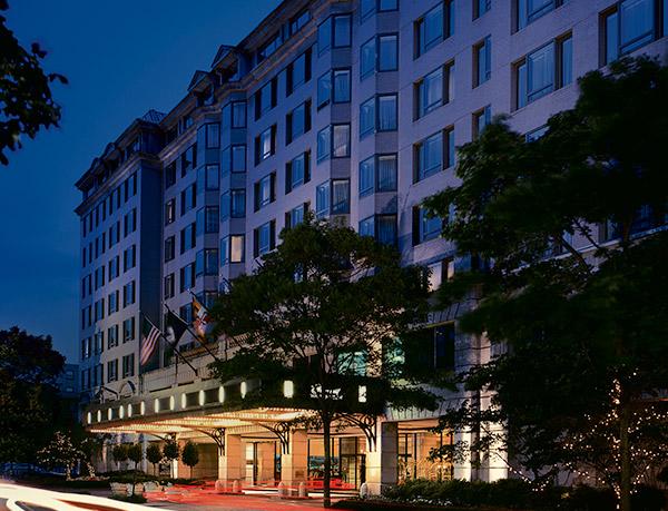 فيرمونت واشنطن العاصمة، جورج تاون (Fairmont Washington D.C., Georgetown)
